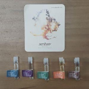 Ambre Blends Sample Packs